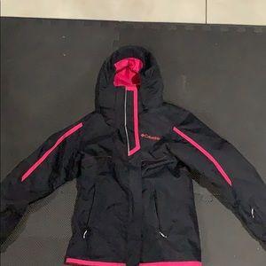 Columbia Girls winter coat